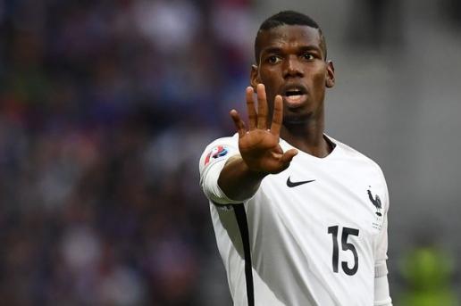 Man United mất tổng cộng 200 triệu bảng cho Paul Pogba