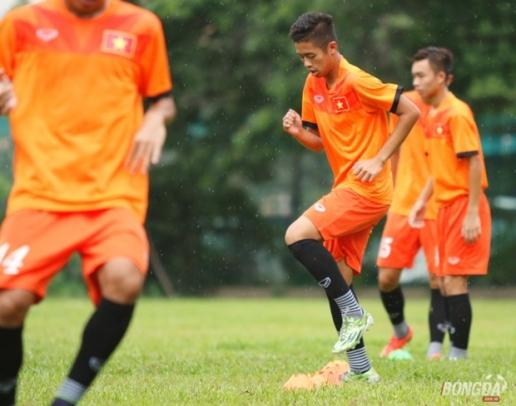 U16 Việt Nam có sân tập kém chất lượng hơn U16 Australia