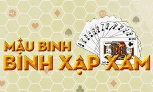 Lưu ý khi chơi mậu binh sập bài
