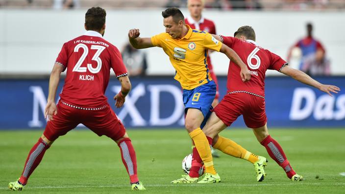 Nha?�n A�a��nh Union Berlin vs Kaiserslautern