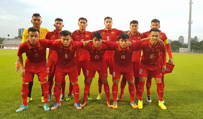 Nhận định bóng đá U19 Việt Nam vs U19 Lào ngày 8/11