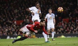 Mkhitaryan chia tay man utd