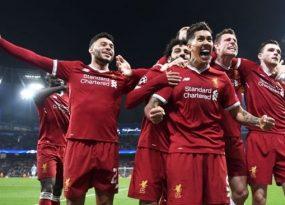 Á quân Champions League- Liverpool