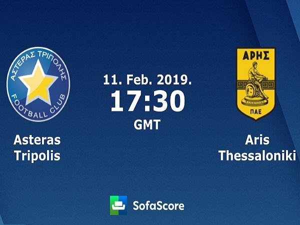 Nhận định Asteras Tripolis vs Aris Salonica