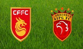 Shanghai SIPG vs Hebei