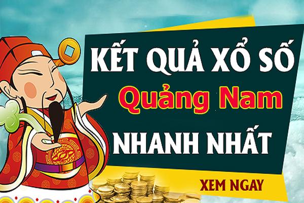 Soi cầu dự đoán XS Quảng Nam Vip ngày 27/08/2019