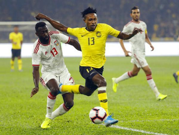 Sự lợi hại của những cầu thủ nhập tịch trong đội hình Malaysia