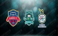 Soi kèo Suwon FC vs Daejeon Citizen, 14h00 ngày 09/5