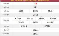 Dự đoán XSBDI 6/8/2020 chốt lô Bình Định hôm nay