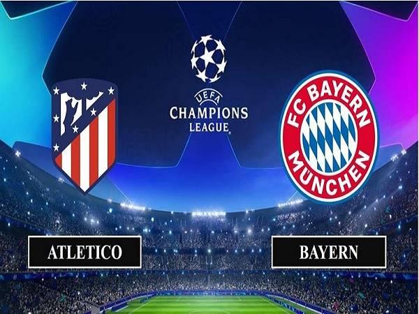 Soi kèo Atletico Madrid vs Bayern Munich – 03h00 02/12/2020