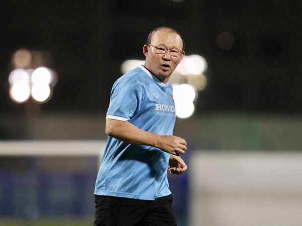 Tin thể thao 29/5:HLV Park Hang Seo không lo lộ bài