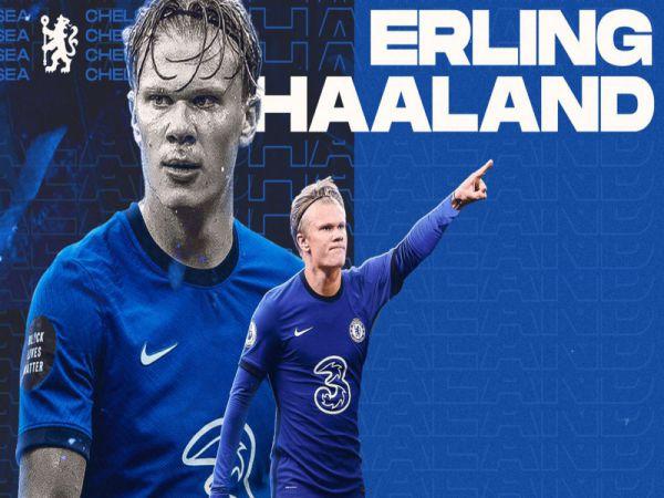 Tin thể thao trưa 9/6: Chelsea tất tay vì Erling Haaland