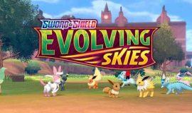 Pokémon TCG Evolution Skies: Khi bản mở rộng mới ra mắt