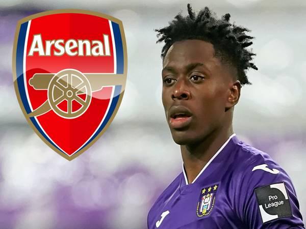 Chuyển nhượng chiều 8/7: Arsenal đang ở rất gần sao trẻ Lokonga
