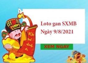 Loto gan SXMB 9/8/2021