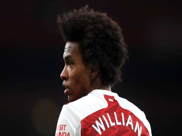 Tin thể thao trưa 31/8: Willian hủy hợp đồng với Arsenal