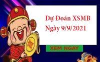 Dự Đoán XSMB 9/9/2021