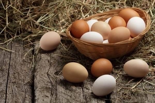 Mơ thấy rổ trứng