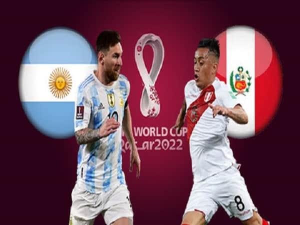 Soi kèo Argentina vs Peru 15/10